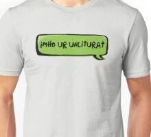 Texting Generation Unisex T-Shirt