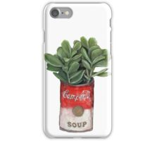 campbell soup iPhone Case/Skin