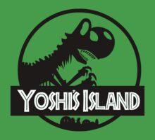 Yoshi's Island by kloj00