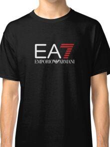 Armani Logo Classic T-Shirt