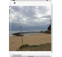 Avoca Beach Rock Pool iPad Case/Skin