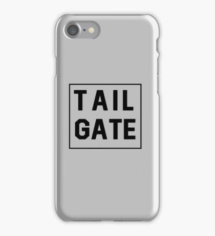 Tailgate iPhone Case/Skin