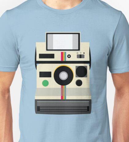 Polaroid camera Unisex T-Shirt