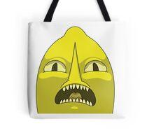 Lemon grab UNACCEPTABLE  Tote Bag