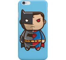 Batman V Superman Vector iPhone Case/Skin