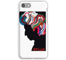 Dylan Bob Poster Sticker iPhone Case/Skin