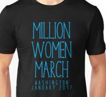 Women's Million March Washington 2017 Unisex T-Shirt