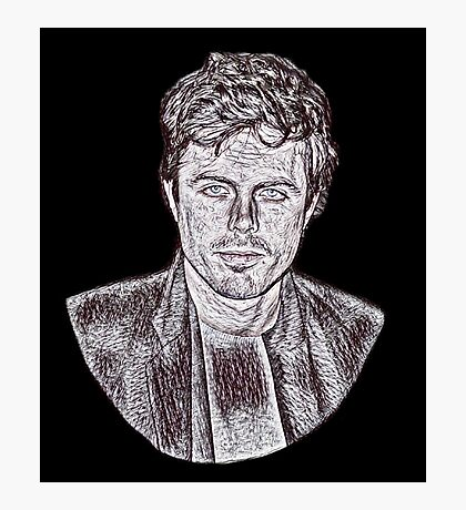 Casey Affleck Photographic Print