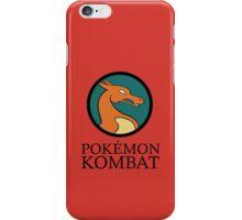 Pokémon Kombat iPhone Case/Skin