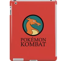 Pokémon Kombat iPad Case/Skin