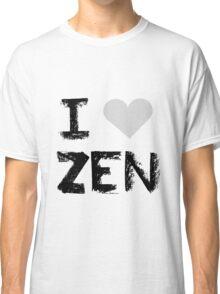 I love Zen , Mystic Messenger Classic T-Shirt