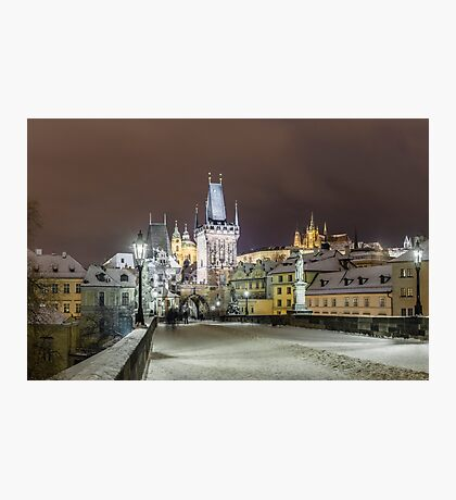 Charles Bridge Photographic Print