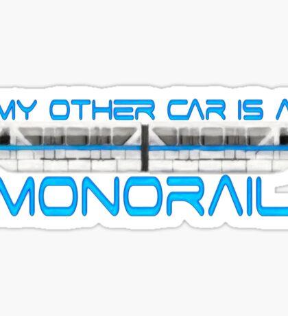 My Monorail Sticker