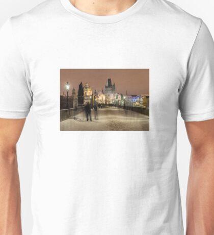 Charles Bridge Unisex T-Shirt