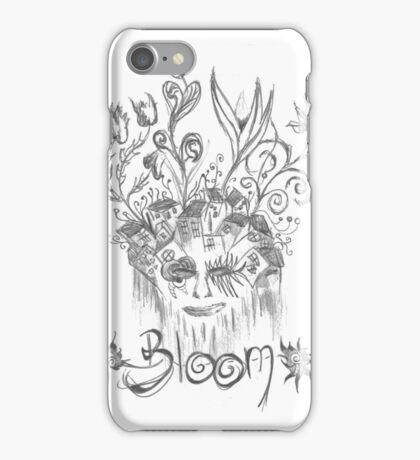 BLOOM (raw) iPhone Case/Skin