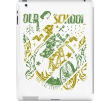 Old School Vintage iPad Case/Skin