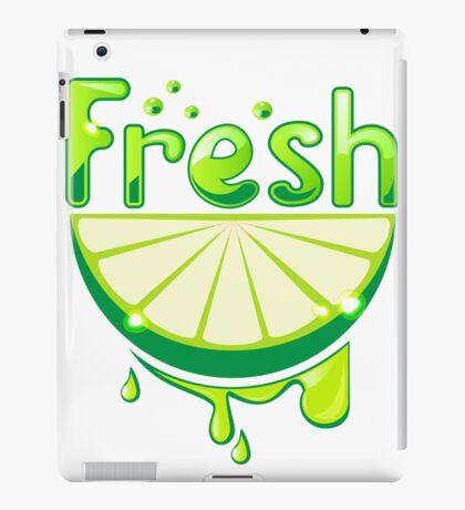 Be Fresh iPad Case/Skin