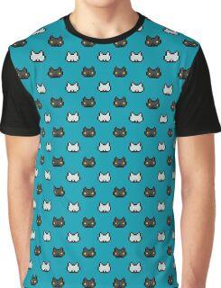 Pixel Kitties Graphic T-Shirt