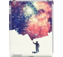 Painting the universe iPad Case/Skin