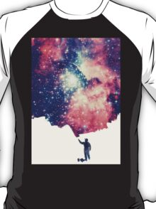 Painting the universe T-Shirt