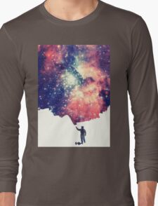 Painting the universe Long Sleeve T-Shirt