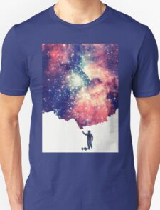 Painting the universe Unisex T-Shirt