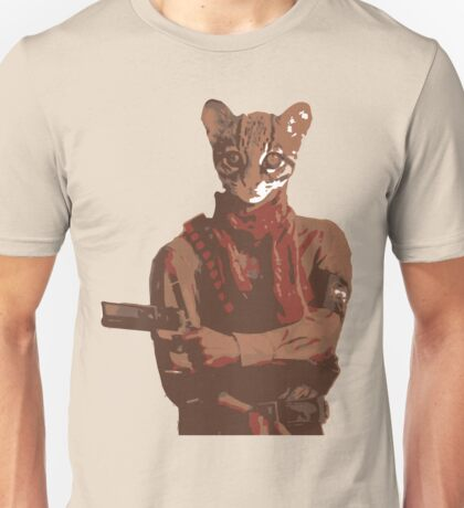 Revolver Ocelot (Revolver Ocelot) Unisex T-Shirt