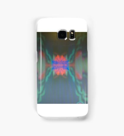 Psychedelic movement Samsung Galaxy Case/Skin