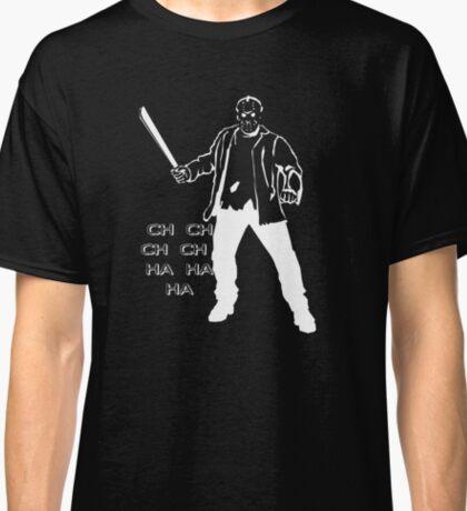 Friday the 13th Jason Vorhees Horror movie killer Classic T-Shirt