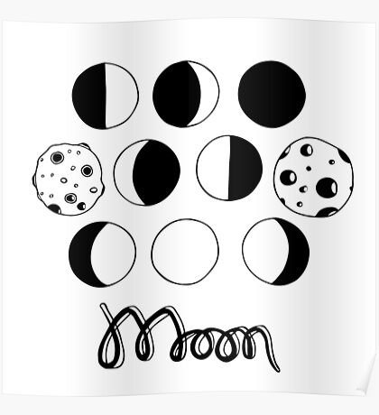 To the moon and back? Poster