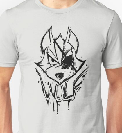 The Star Wolf Unisex T-Shirt