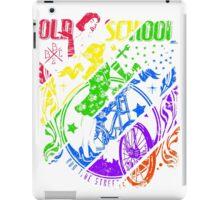 Old School Vintage Color iPad Case/Skin