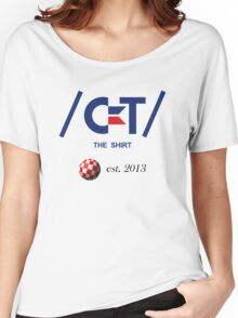 /ct/ee/ - THE SHIRT Women's Relaxed Fit T-Shirt