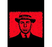 Lucky luciano Photographic Print