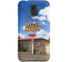 Route 66 - Sands Motel Samsung Galaxy Case/Skin