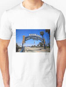 Route 66 - Santa Monica Pier T-Shirt