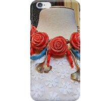 The Statement Piece iPhone Case/Skin