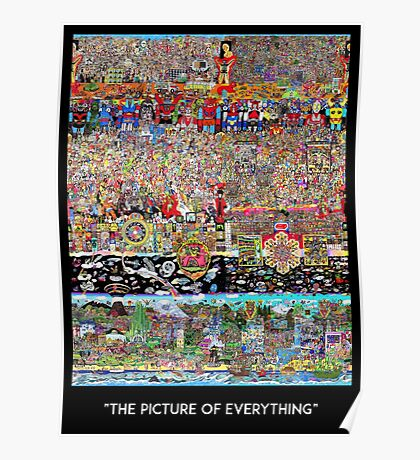 The Picture Of Everything Poster