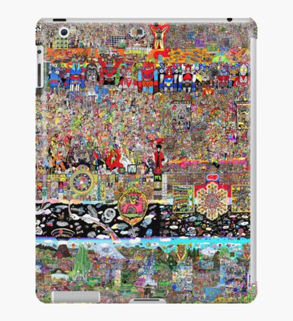 The Picture Of Everything iPad Case/Skin