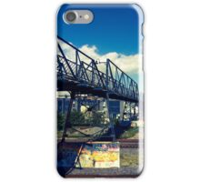 Junction - Over the tracks iPhone Case/Skin