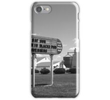 Route 66 Drive-In Theater iPhone Case/Skin