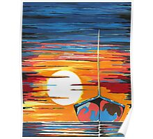 Sailers Delight Poster