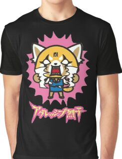 Aggretsuko (V2) Graphic T-Shirt