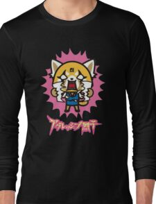 Aggretsuko (V2) Long Sleeve T-Shirt
