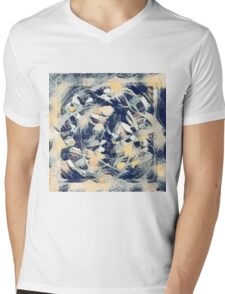 Graphic B10 Mens V-Neck T-Shirt