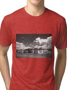 Route 66 - Sands Motel Tri-blend T-Shirt