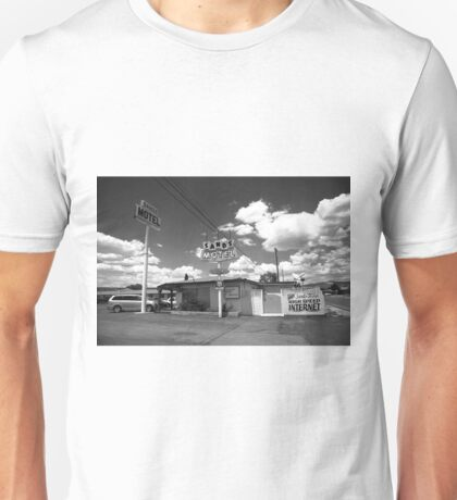 Route 66 - Sands Motel Unisex T-Shirt