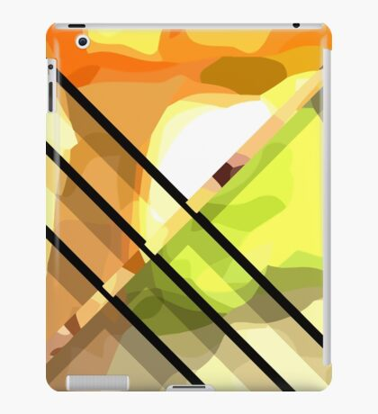 Graphic C4 iPad Case/Skin