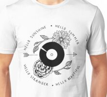 State Champs // if im lucky record  Unisex T-Shirt