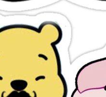 Mustache Babies~ Sticker